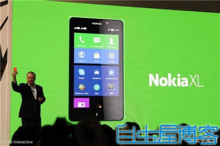 诺基亚终于拥抱了安卓系统